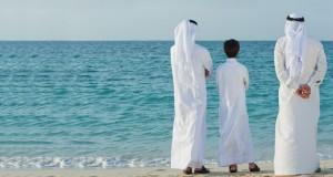 Qatar men beach